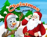 クリスマスの大騒ぎ
