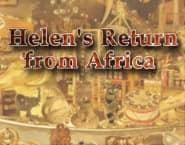 へレンがアフリカから帰ってきた