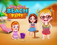 ヘーゼル:ビーチパーティー