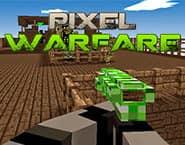 マインクラフト:ピクセル戦争