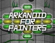画家のためのアルカノイド