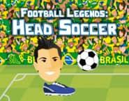 サッカーレジェンド:ヘッドサッカー
