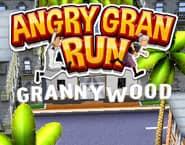 アングリー・グラン・ラン:おばあちゃん