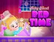 ハーゼル:寝る時間