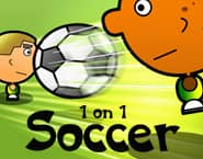 1対1サッカー