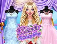 ブロンディの結婚式の準備