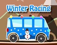 冬のレース