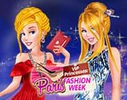 ビップ・プリンセス:パリのファッションウィーク