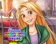 プリンセスのショッピング・オンライン