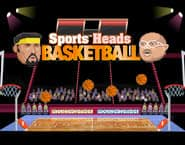 スポーツヘッド:バスケットボール