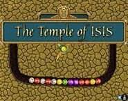 イシスの寺院