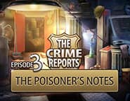 クライム・レポート・エピソード3:プリズナーズ・ノート