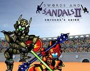剣とサンダル 2