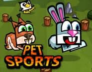 ペットのスポーツ