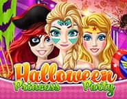 プリンセスのハロウィンパーティ