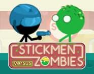 スティックマン vs ゾンビ