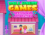 Doll House Games: Design and Decoration