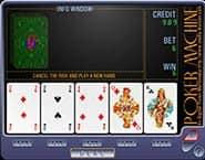 ポーカーマシン
