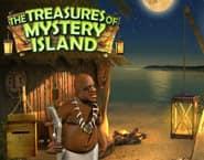 ミステリー島の宝
