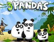 3頭のパンダ1