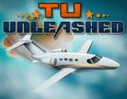 離陸したTU機