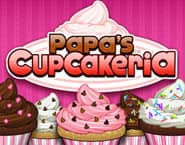 パパのカップケーキ屋さん