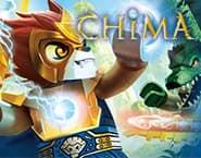 レゴ:チーマ・スピードーズの伝説
