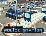 スキル 3Dパーキング:警察署