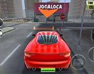 大都市の運転教習3D