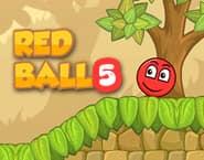 赤いボール5
