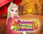 プリンセスの都会の洋服・秋