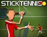 スティックテニス