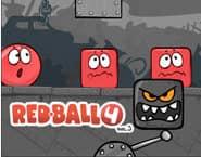 赤いボール4:ボリューム3