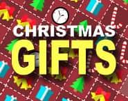 クリスマスギフトHD