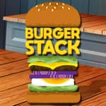 ハンバーガー積み