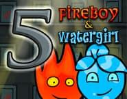炎の男の子と水の女の子5:エレメント