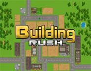 建築ラッシュ