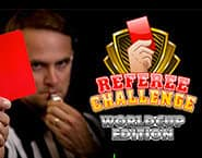 審判への挑戦 in World Cup