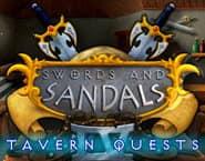 剣とサンダル 4