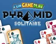ファンゲームプレイ・ピラミッドソリティア