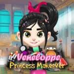 プリンセス・ヴァネロペの変身