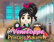 プリンセス?ヴァネロペの変身