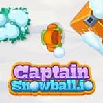 雪合戦のキャプテン