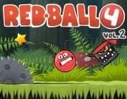 赤いボール4:ボリューム2