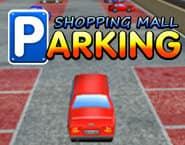 ショッピングモールで駐車