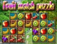 フルーツマッチ・パズル