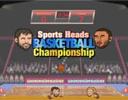 スポーツヘッド:バスケットボール選手権
