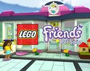 レゴの友だち:ペットサロン