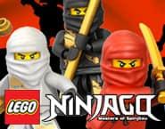 ニンジャゴー:スピン術のマスター