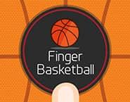 フィンガーバスケットボール